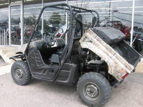 2009 Yamaha Rhino 450 Auto. 4x4 in Loveland, Colorado