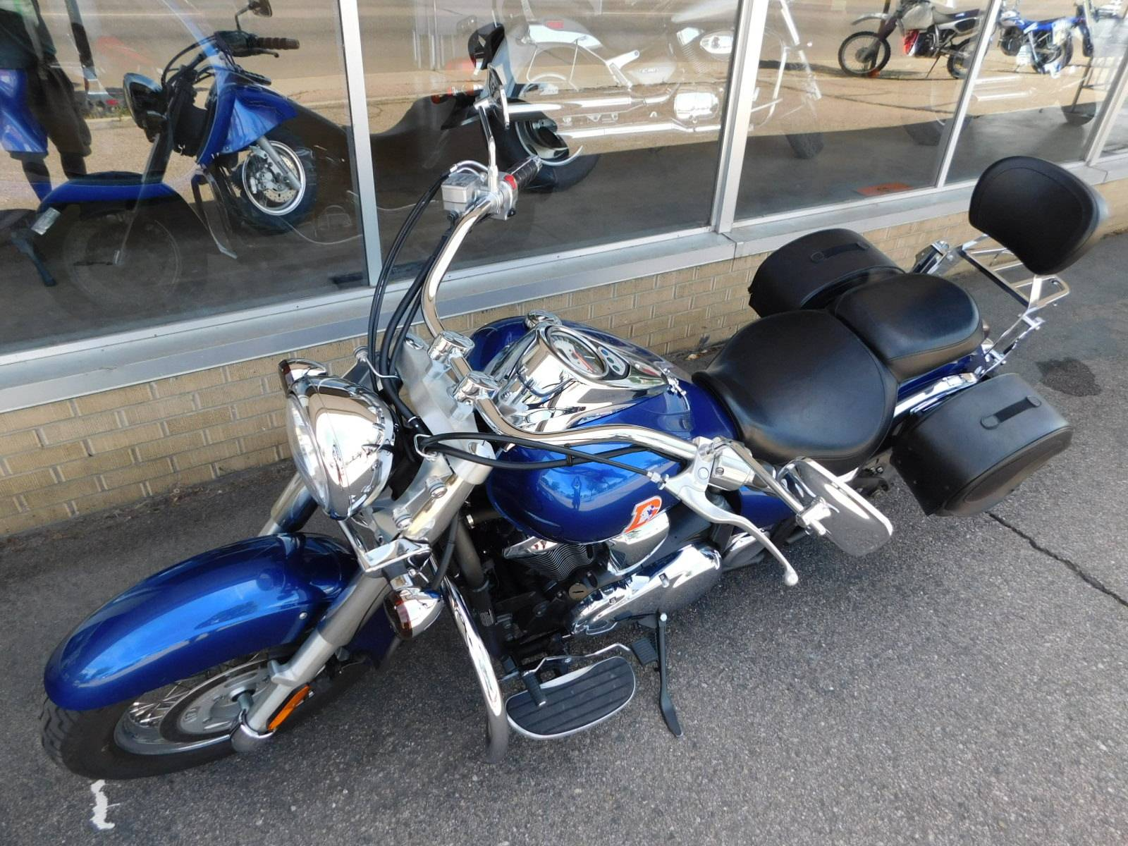 2010 Kawasaki Vulcan® 900 Classic in Loveland, Colorado - Photo 11