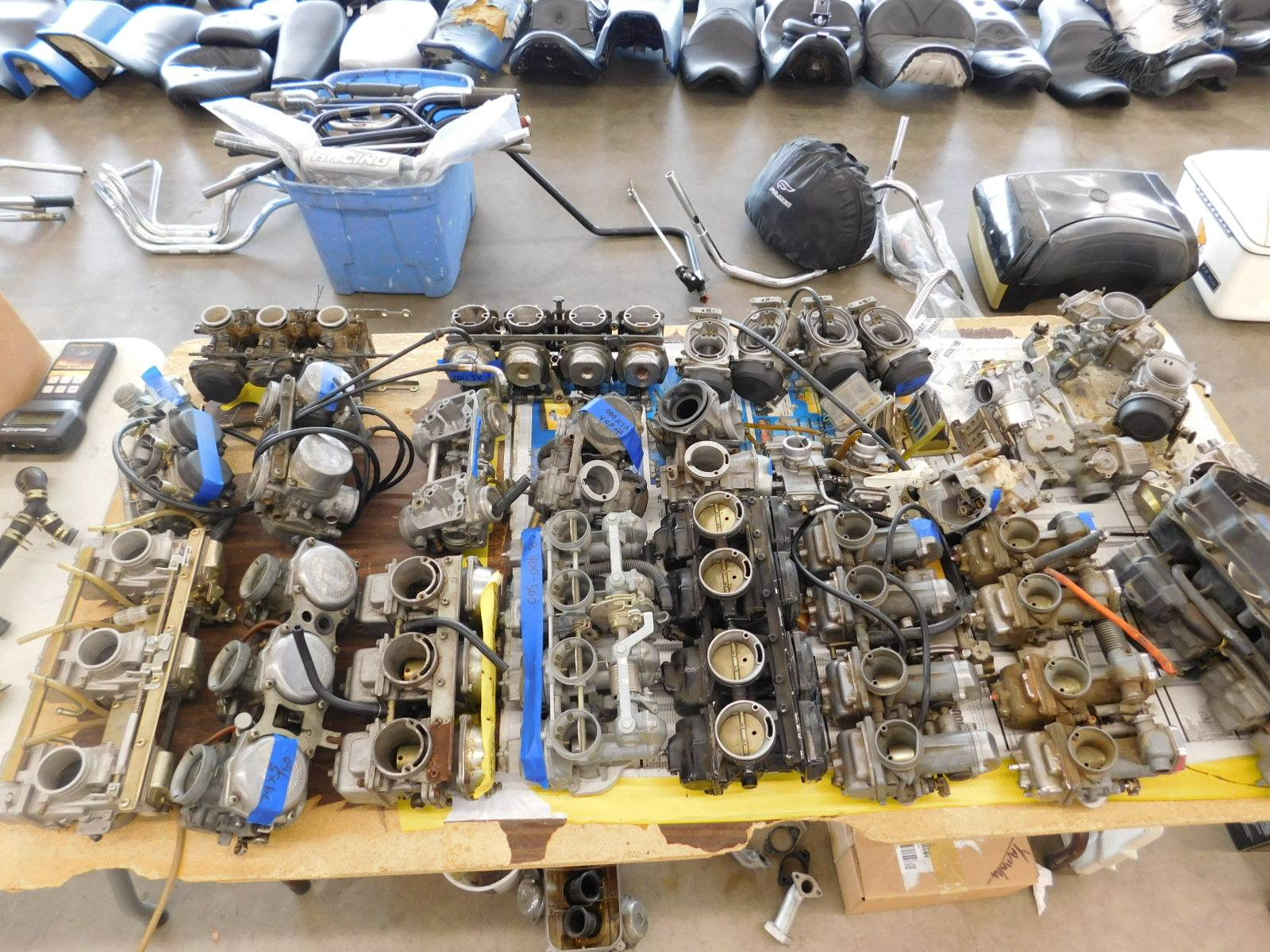2000 Harley-Davidson Mixed Harley Davidson Parts in Loveland, Colorado - Photo 8