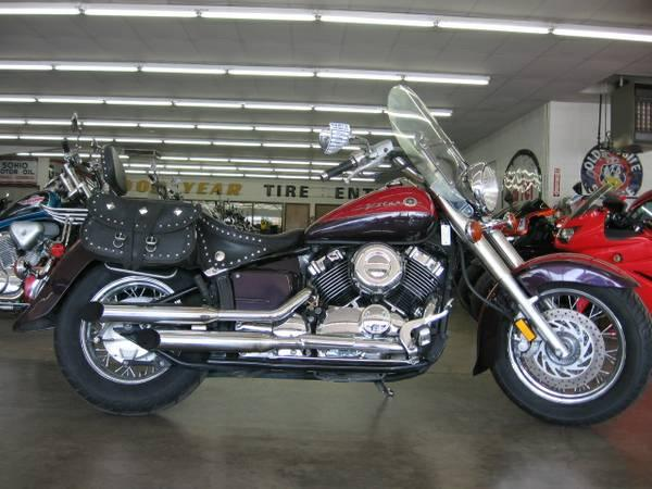 2000 Yamaha V Star Classic in Loveland, Colorado
