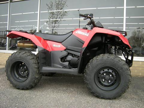2016 Suzuki KingQuad 400FSi in Loveland, Colorado