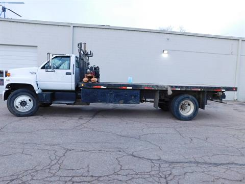 1992 GMC Top Kick 7000 Flat Bed in Loveland, Colorado