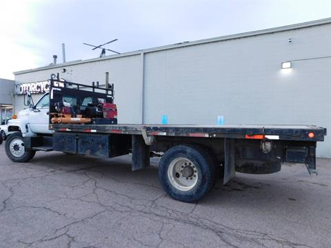1992 GMC Top Kick 7000 Flat Bed in Loveland, Colorado - Photo 4