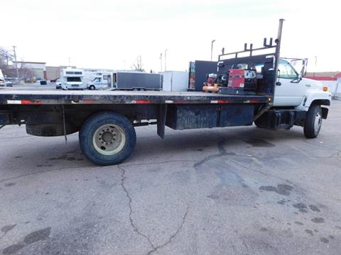 1992 GMC Top Kick 7000 Flat Bed in Loveland, Colorado - Photo 6