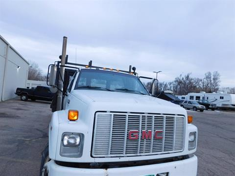 1992 GMC Top Kick 7000 Flat Bed in Loveland, Colorado - Photo 8