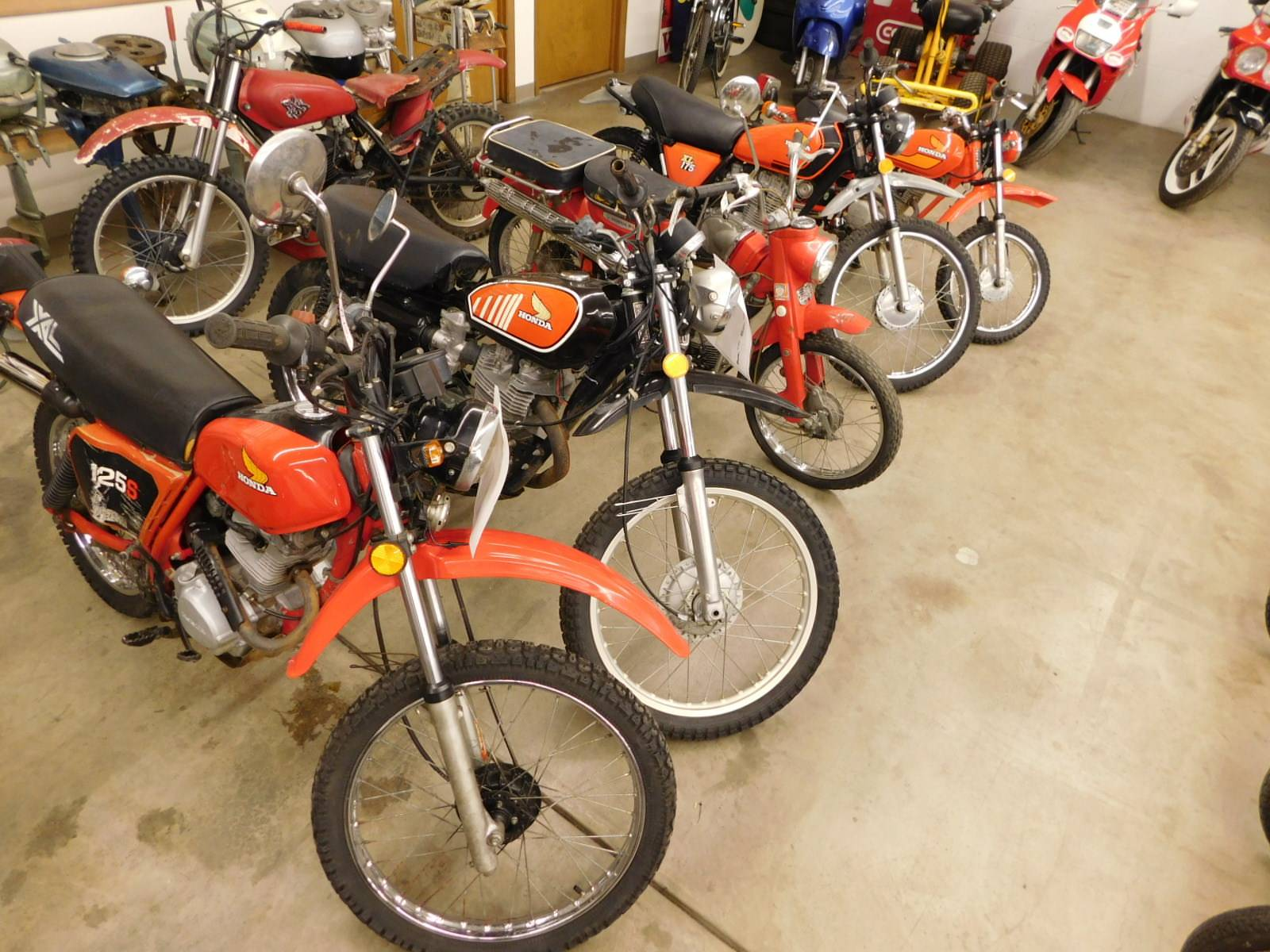 1975 Honda XL350 in Loveland, Colorado - Photo 14