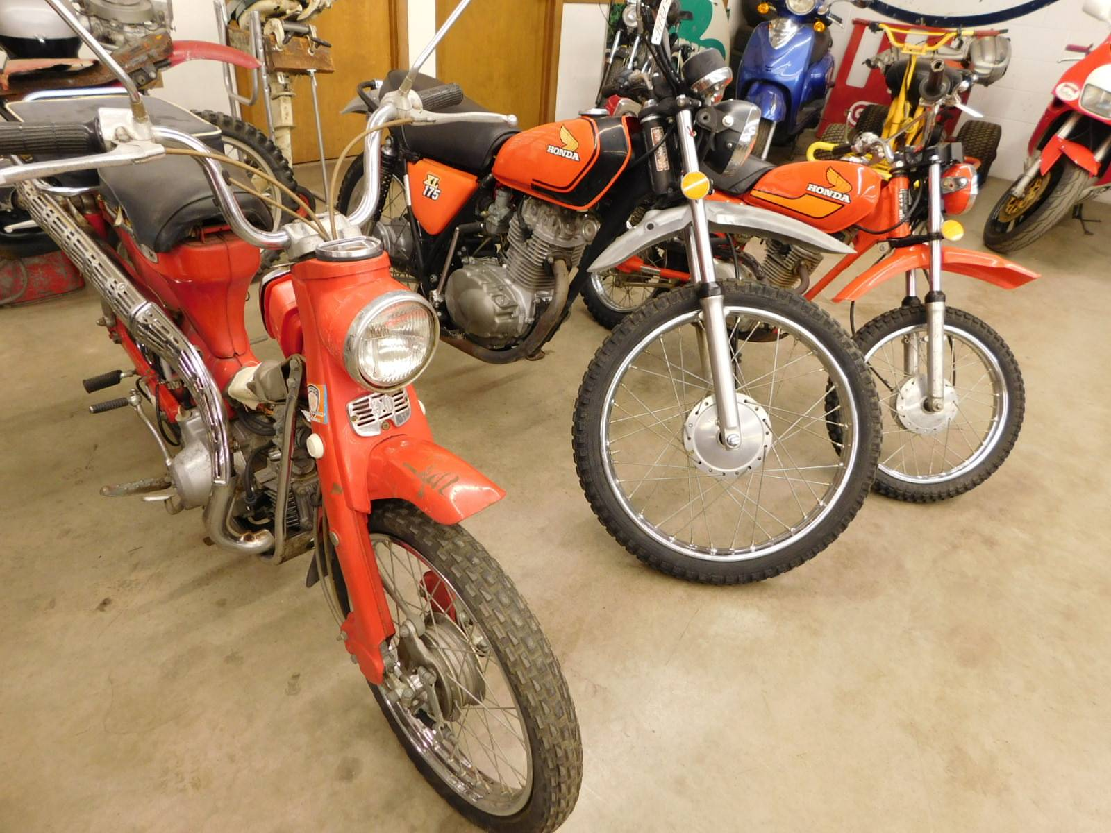 1975 Honda XL350 in Loveland, Colorado - Photo 15