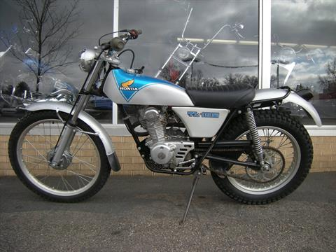 1975 Honda Trials TL125 in Loveland, Colorado