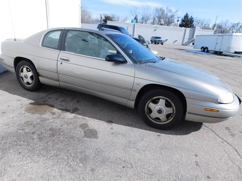 1999 Chevrolet Monte Carlo Z-34 in Loveland, Colorado