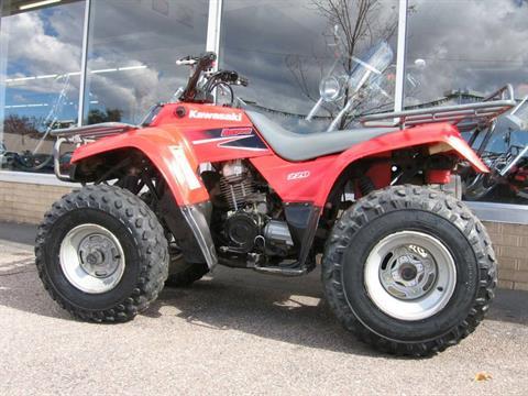 2002 Kawasaki Bayou 220 in Loveland, Colorado