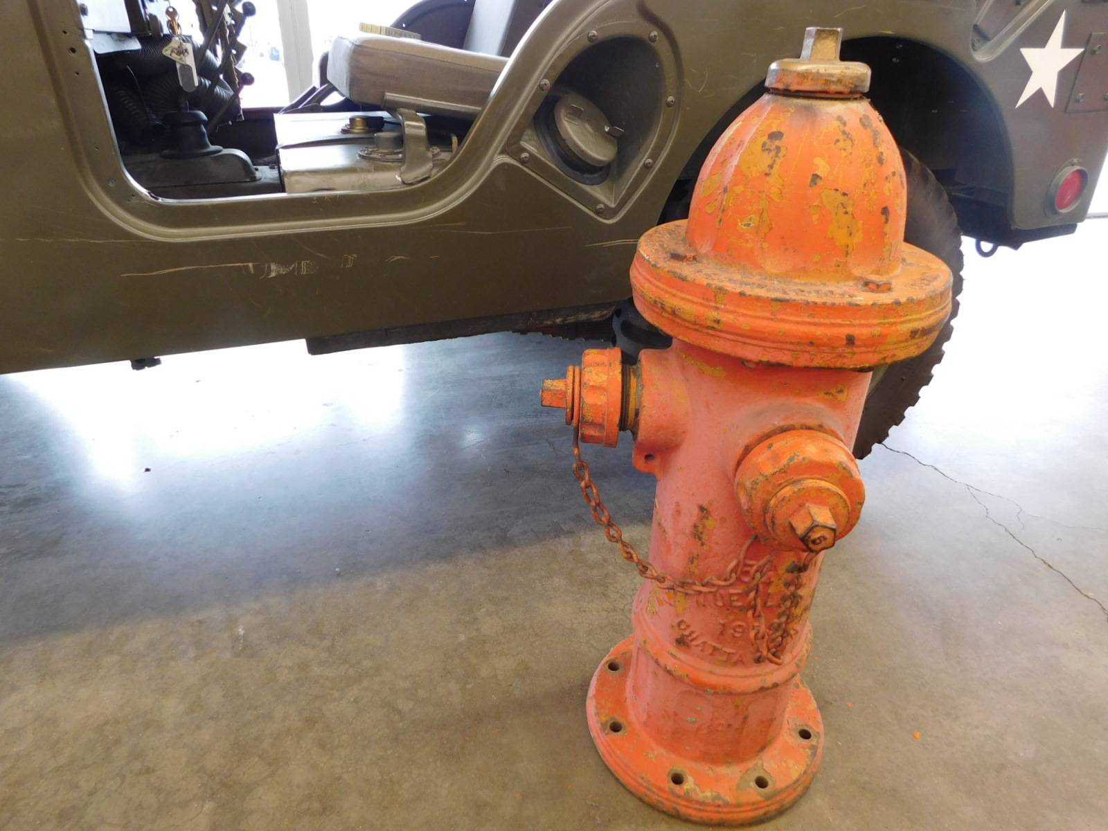 "Other Mueller 36"" Fire Hydrant A. in Loveland, Colorado - Photo 2"