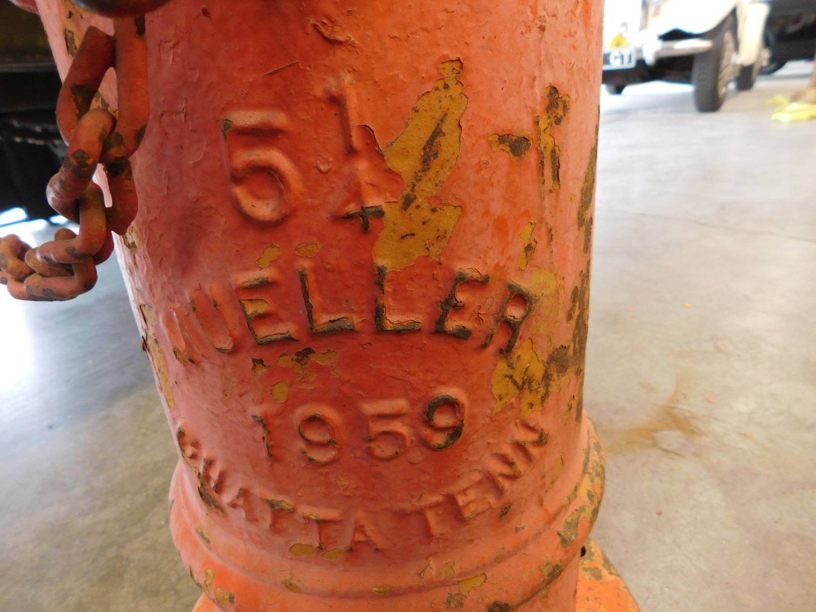 "1959 Other Mueller 36"" Fire Hydrant A. in Loveland, Colorado - Photo 7"