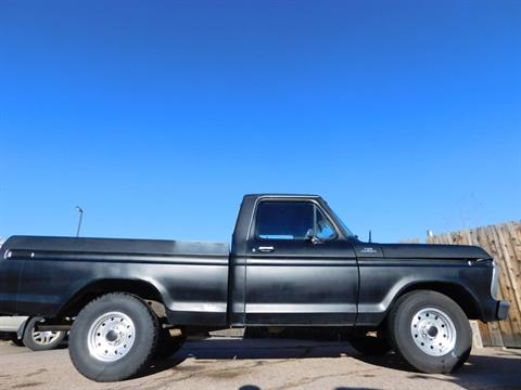 1977 Ford F-100 Ranger in Loveland, Colorado