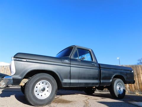 1977 Ford F-100 Ranger in Loveland, Colorado - Photo 12