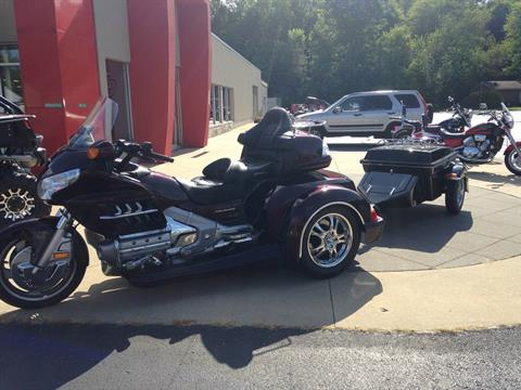 2008 Honda Gold Wing® Premium Audio in Amherst, Ohio - Photo 2