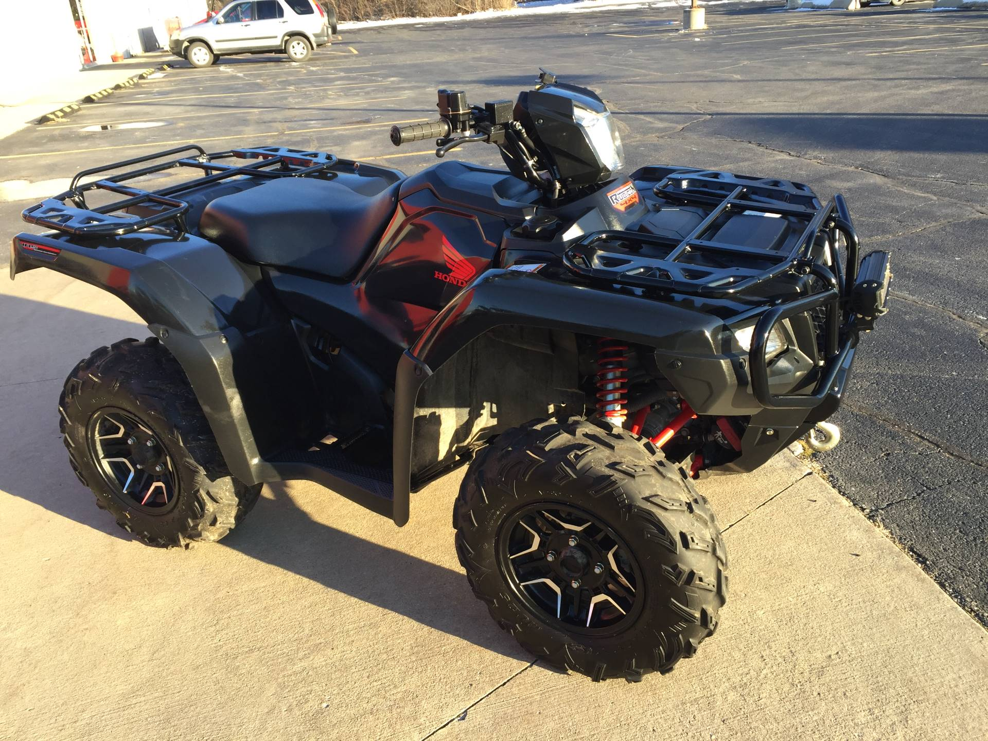 2016 FourTrax Foreman Rubicon 4x4 EPS Deluxe