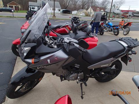 2007 Suzuki DL650 in Amherst, Ohio