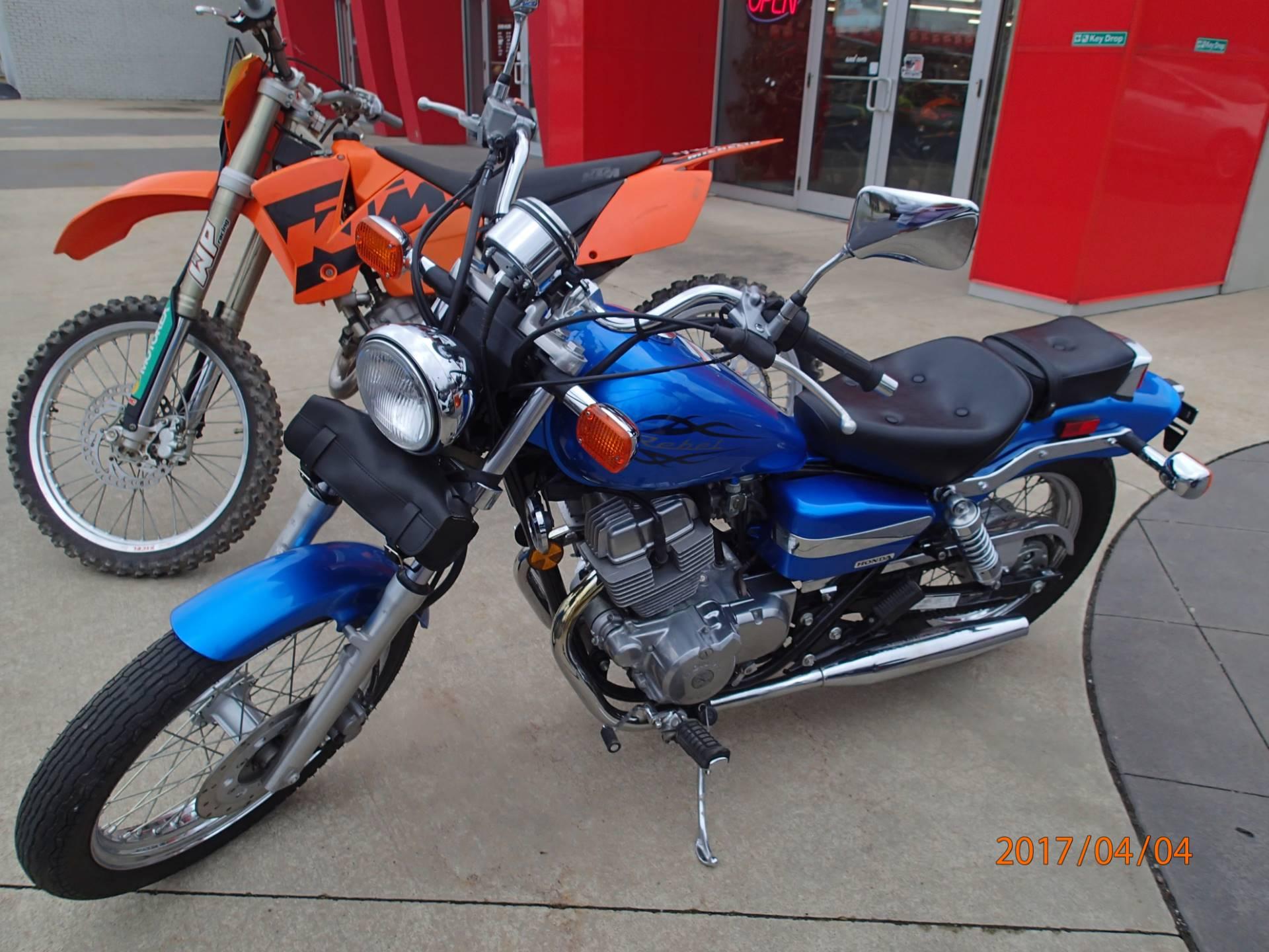 2009 CMX250