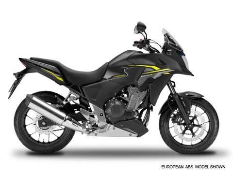 2015 CB500X