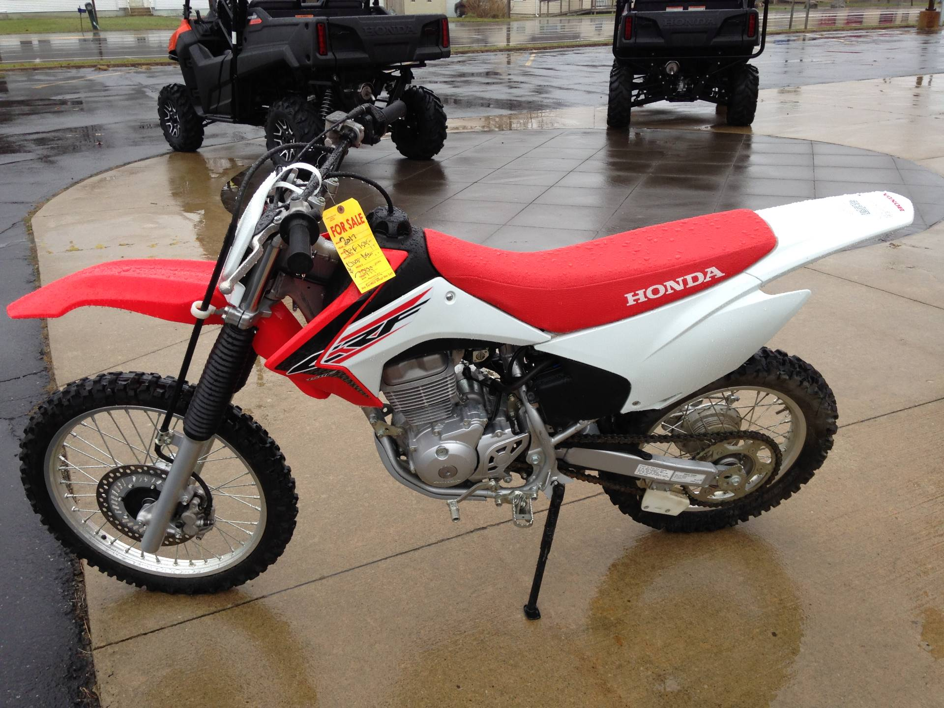 2017 Honda CRF150 in Amherst, Ohio