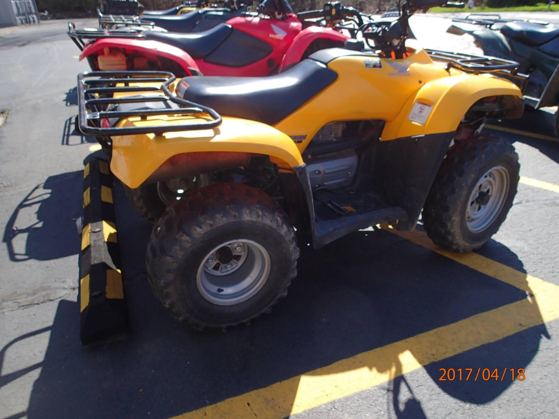 2007 TRX250ES