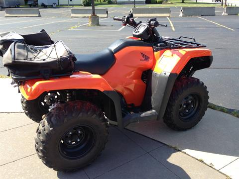 2014 Honda FourTrax® Rancher® 4x4 DCT in Amherst, Ohio