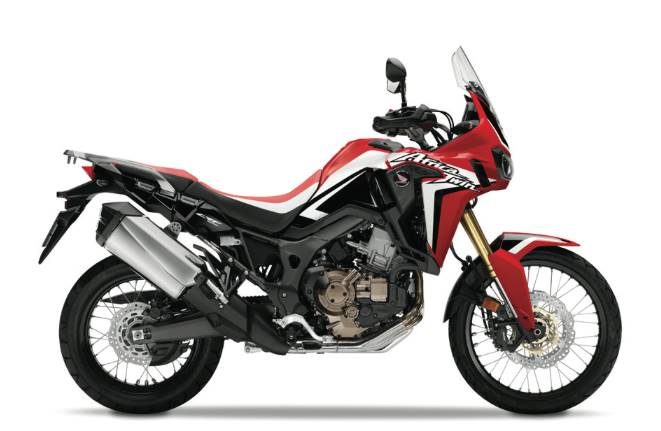 2017 Honda CRF1000 AFRICAN TWIN in Amherst, Ohio
