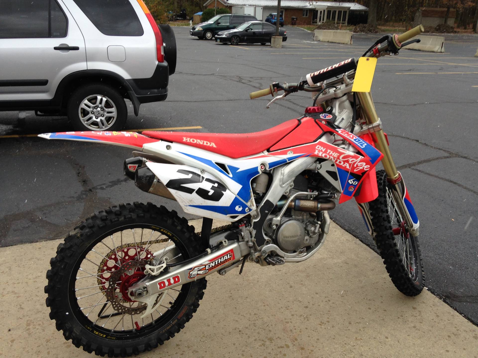 2014 Honda CRF250R in Amherst, Ohio