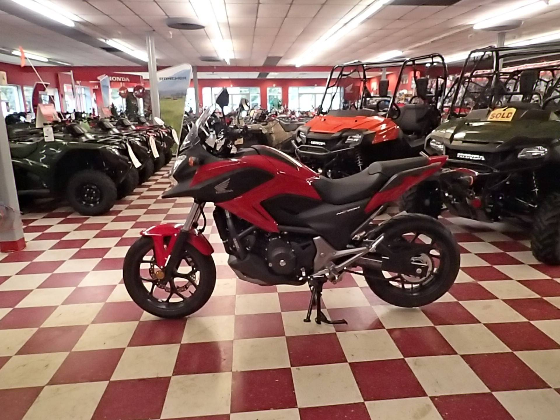2015 Honda NS700X in Amherst, Ohio - Photo 1