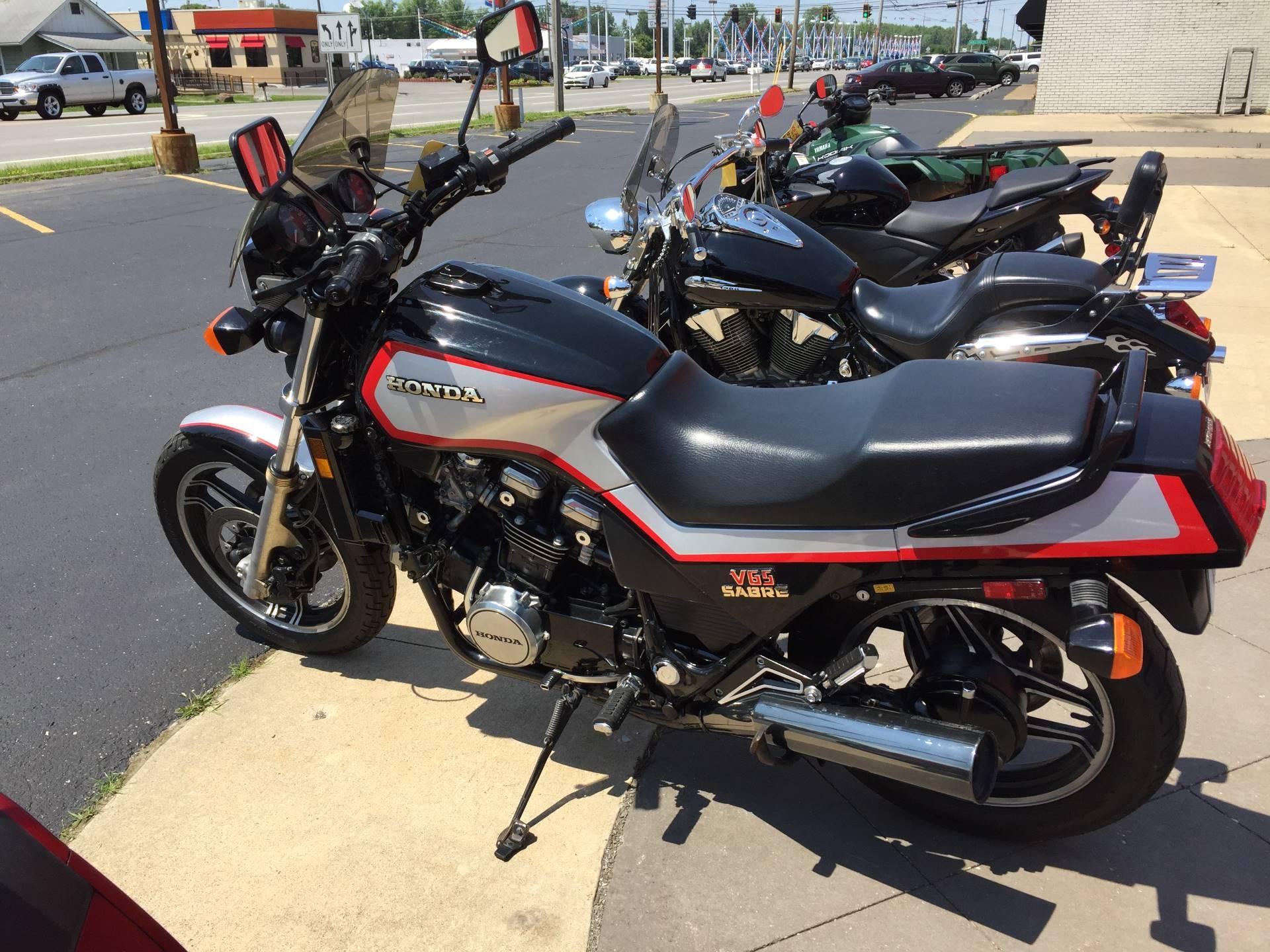 1984 VF1100 Sabre