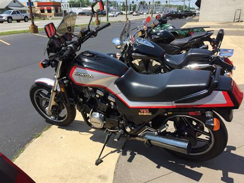 1984 Honda VF1100 Sabre in Amherst, Ohio