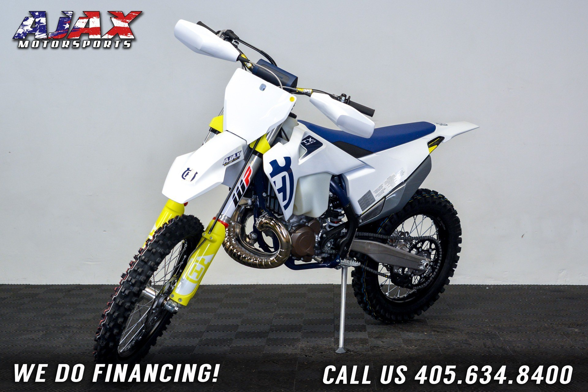 2020 Husqvarna TX 300i in Oklahoma City, Oklahoma - Photo 1