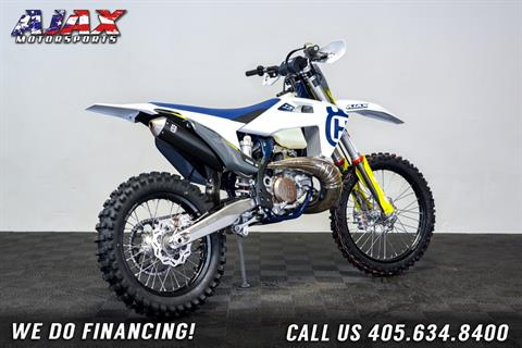 2020 Husqvarna TX 300i in Oklahoma City, Oklahoma - Photo 4
