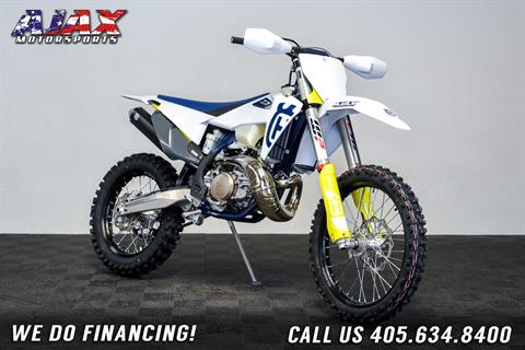 2020 Husqvarna TX 300i in Oklahoma City, Oklahoma - Photo 8