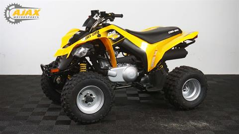 2018 Can-Am DS 250 in Oklahoma City, Oklahoma