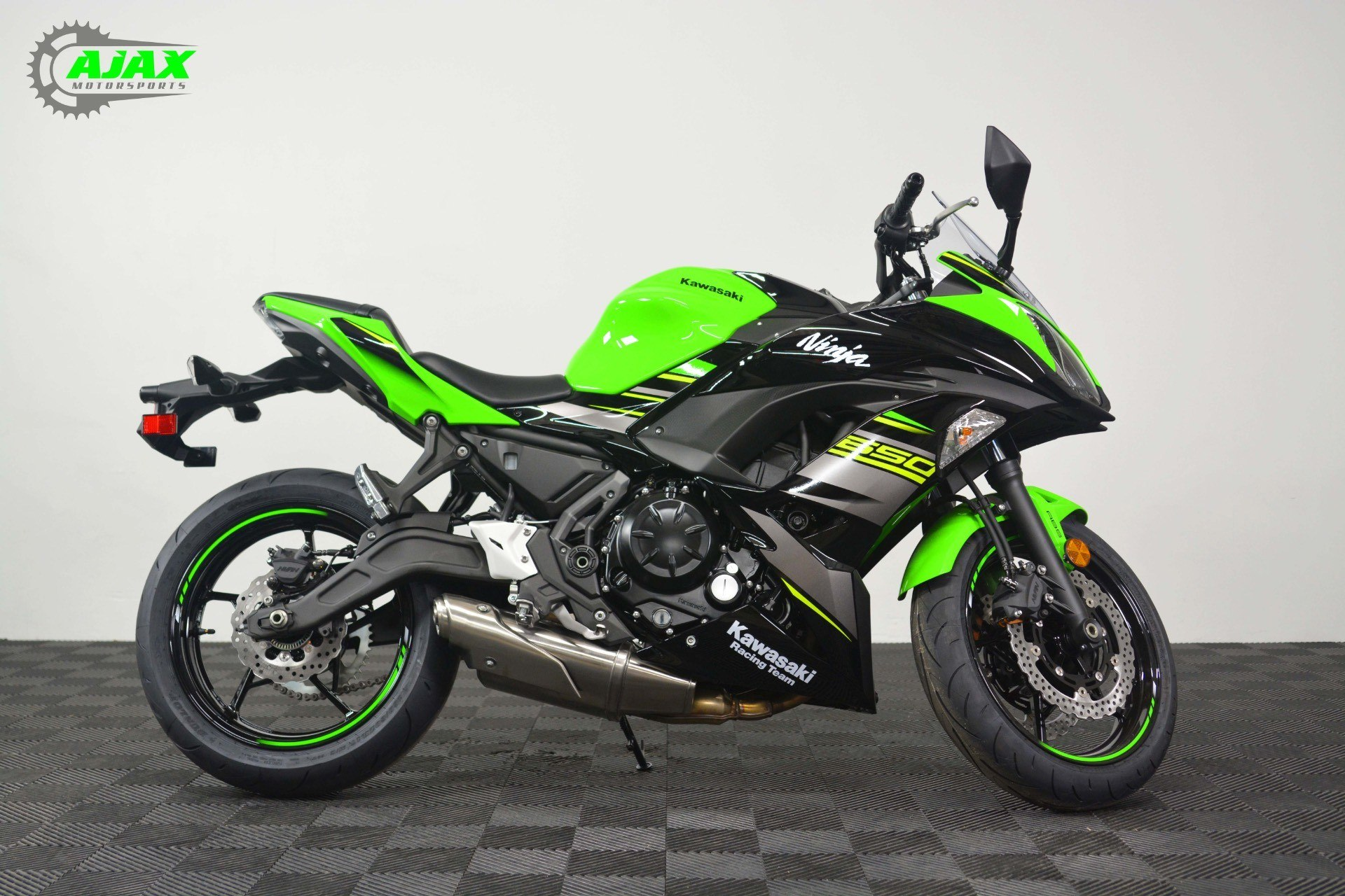 2018 Kawasaki Ninja 650 ABS KRT Edition in Oklahoma City, Oklahoma