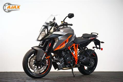 2017 KTM 1290 Super Duke GT in Oklahoma City, Oklahoma