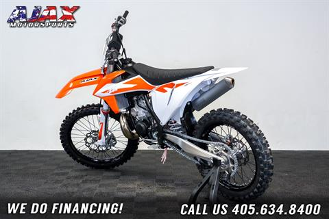 2020 KTM 250 SX in Oklahoma City, Oklahoma - Photo 4