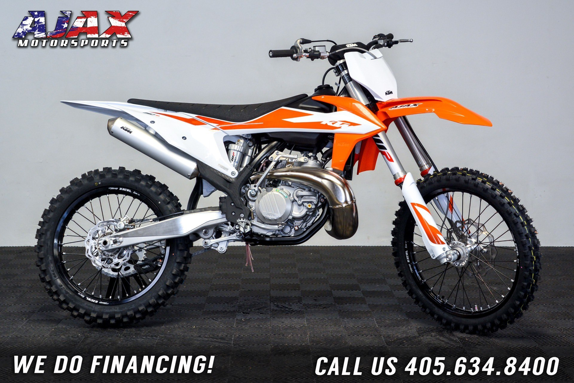 2020 KTM 250 SX in Oklahoma City, Oklahoma - Photo 1