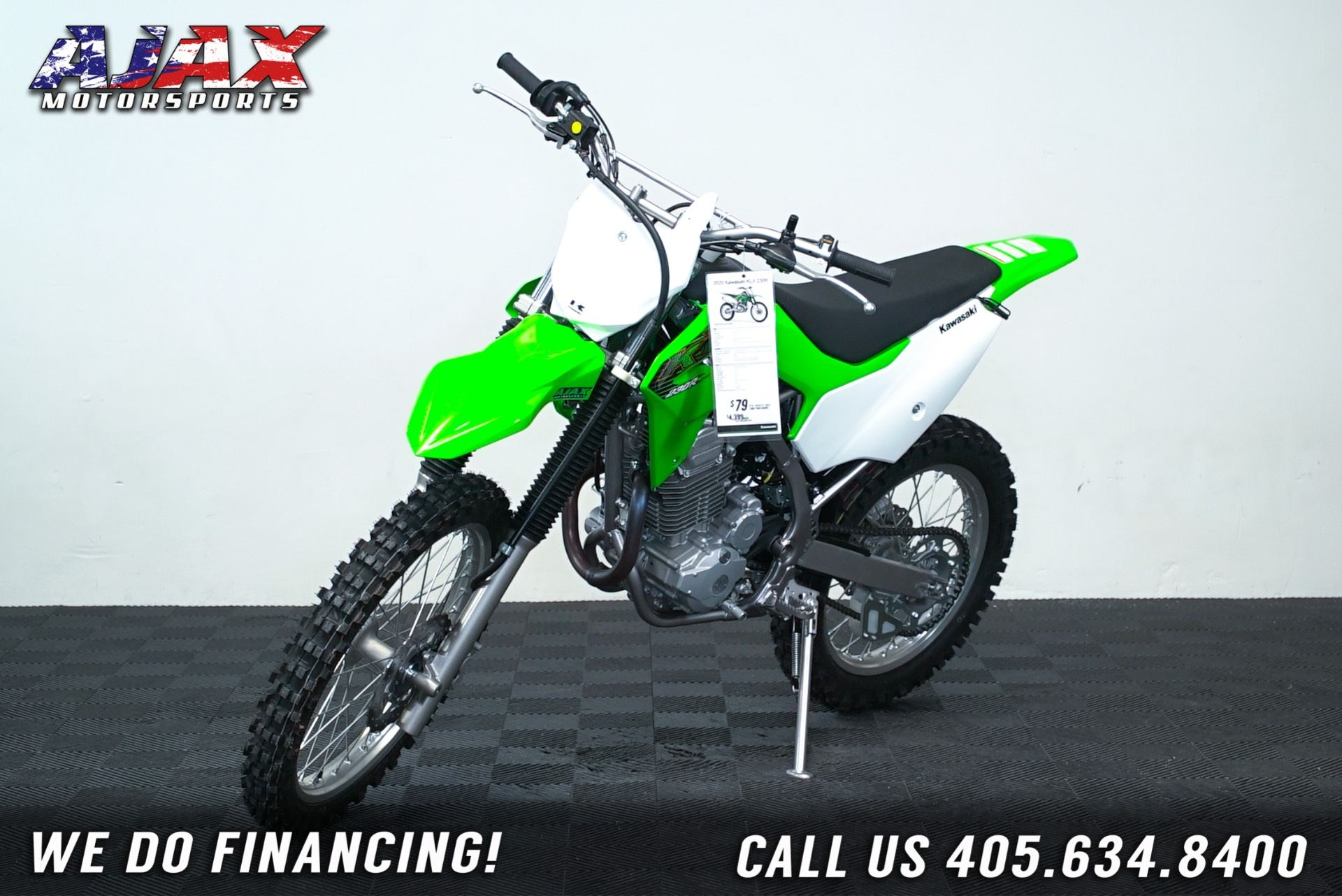 2020 Kawasaki KLX 230R in Oklahoma City, Oklahoma - Photo 10