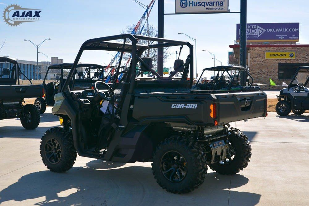 2018 Can-Am Defender DPS HD5 in Oklahoma City, Oklahoma