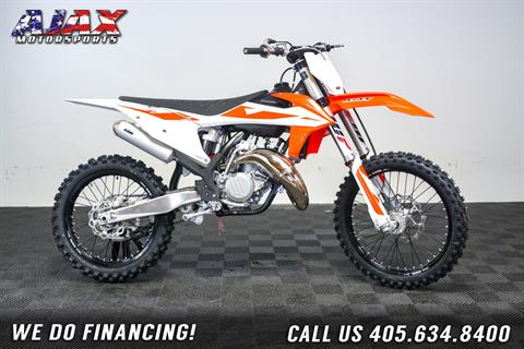 2019 KTM 150 SX in Oklahoma City, Oklahoma