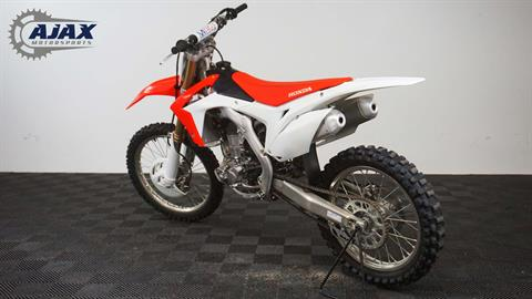 2016 Honda CRF450R in Oklahoma City, Oklahoma