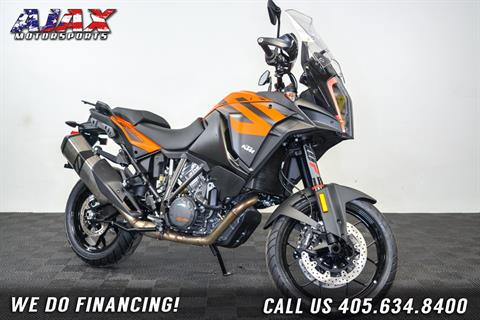 2019 KTM 1290 Super Adventure S in Oklahoma City, Oklahoma