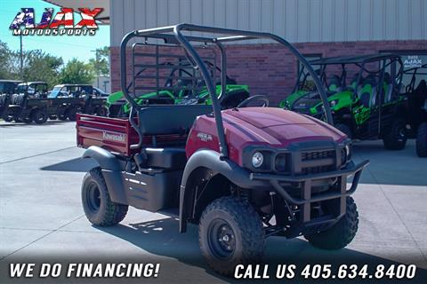 2020 Kawasaki Mule SX in Oklahoma City, Oklahoma - Photo 1