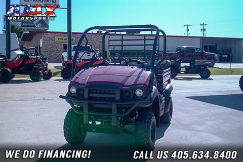 2020 Kawasaki Mule SX in Oklahoma City, Oklahoma - Photo 6