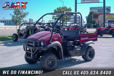 2020 Kawasaki Mule SX in Oklahoma City, Oklahoma - Photo 7