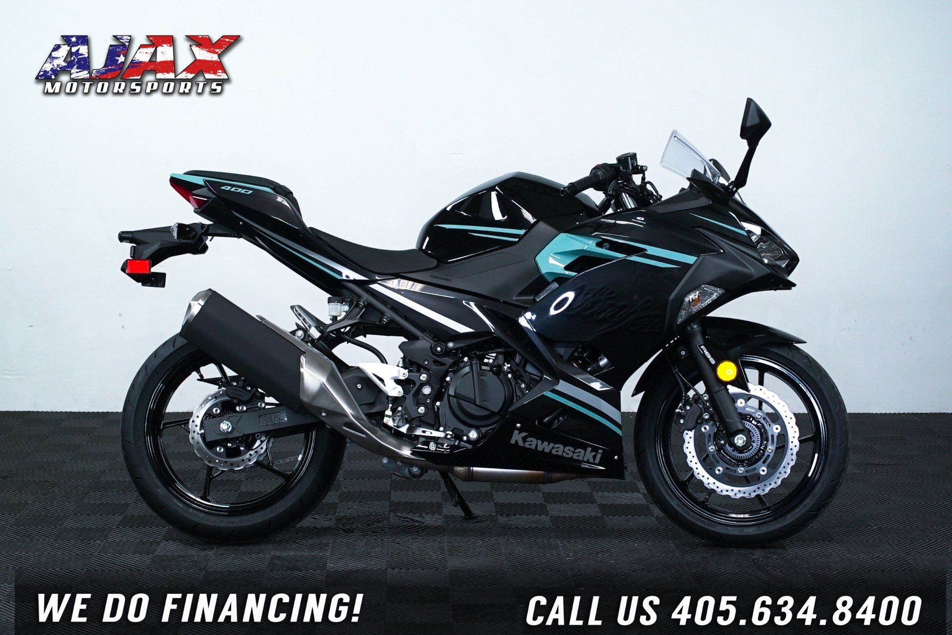 2020 Kawasaki Ninja 400 ABS in Oklahoma City, Oklahoma - Photo 3