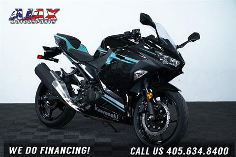 2020 Kawasaki Ninja 400 ABS in Oklahoma City, Oklahoma - Photo 1