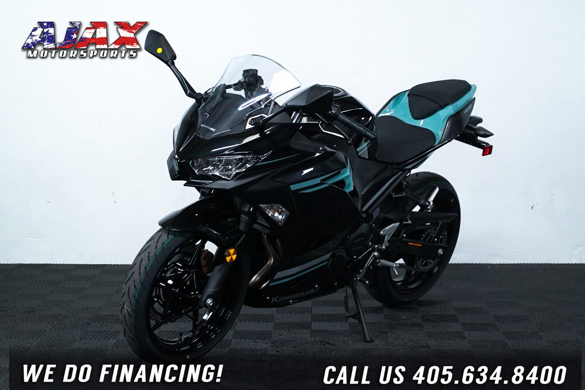 2020 Kawasaki Ninja 400 ABS in Oklahoma City, Oklahoma - Photo 4